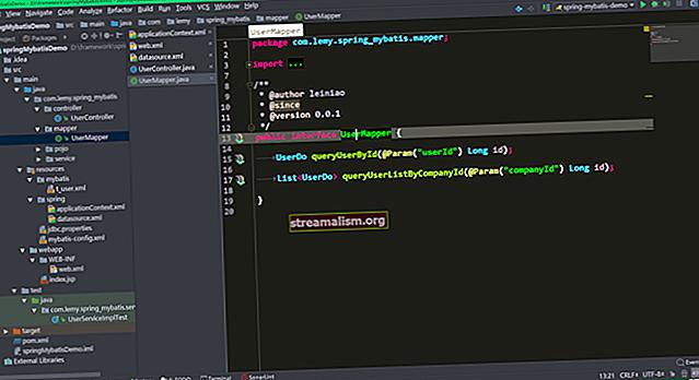 Een gids voor Java HashMap