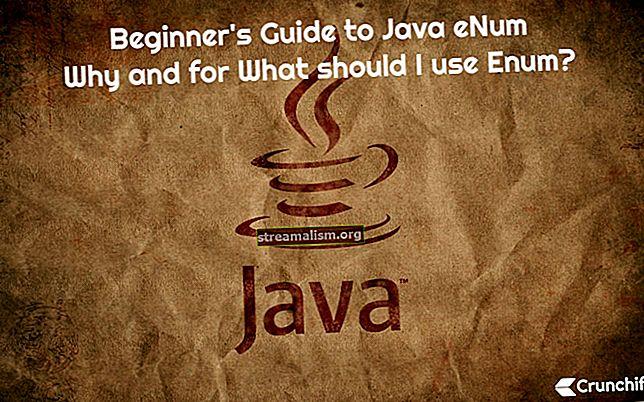 Een gids voor Java-enums