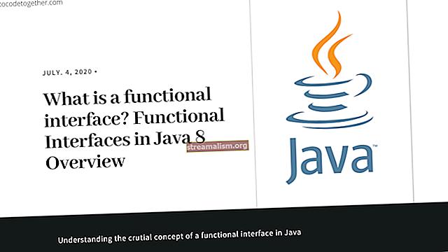Een gids voor interne interfaces in Java