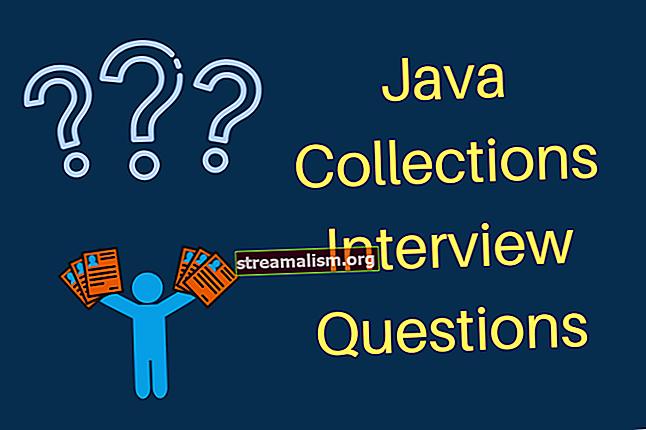Vragen tijdens sollicitatiegesprekken met Java Collections