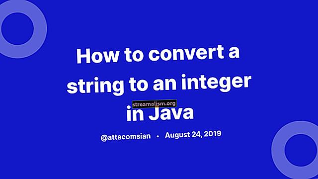 Converteer String naar int of Integer in Java