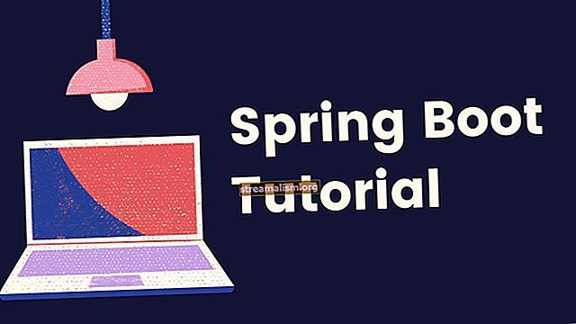 Tutorial voor lente-uitzonderingen