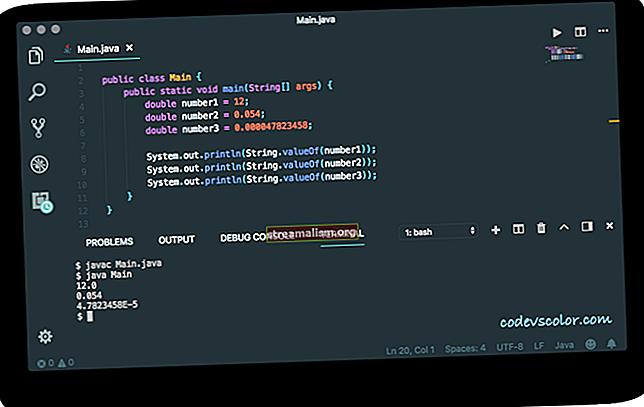 Hogyan kerekítsünk egy számot N tizedesjegyig a Java-ban