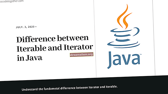 Een gids voor Iterator in Java