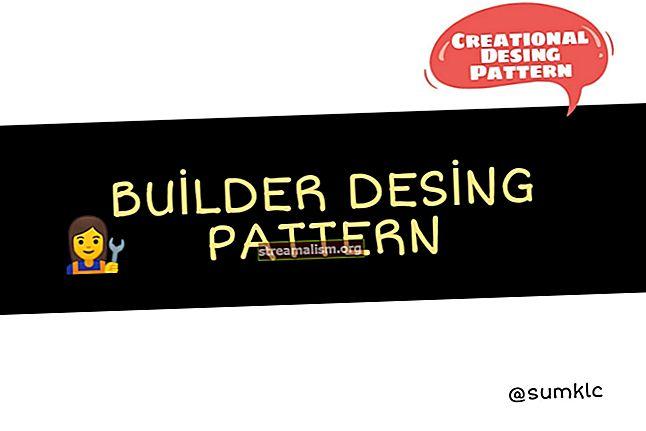 Kreativni uzorci dizajna u Kotlinu: Graditelj