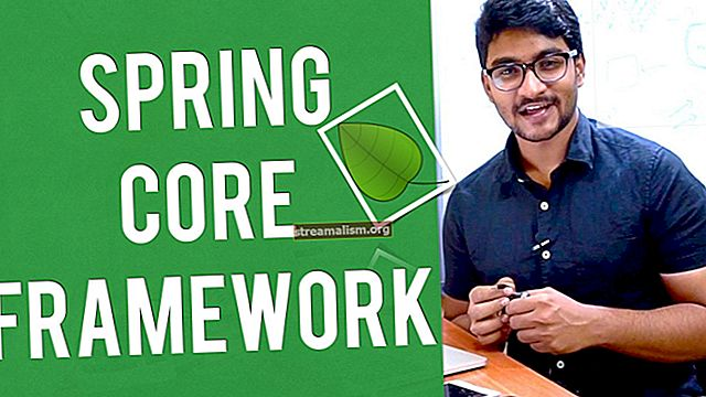 Spring Core-annotaties