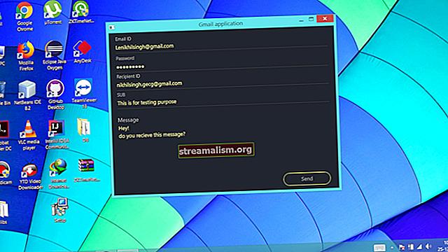 E-mails verzenden met Java