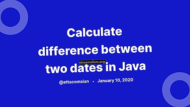 Verschil tussen twee datums in Java