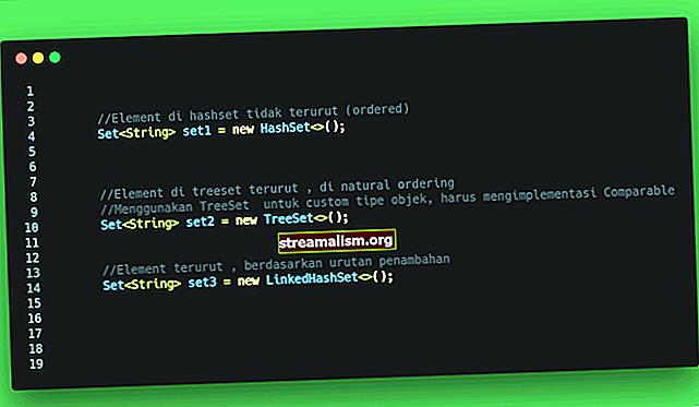 Een gids voor TreeSet in Java