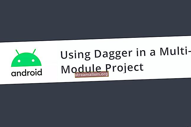 Multimodul Maven-applikasjon med Java-moduler