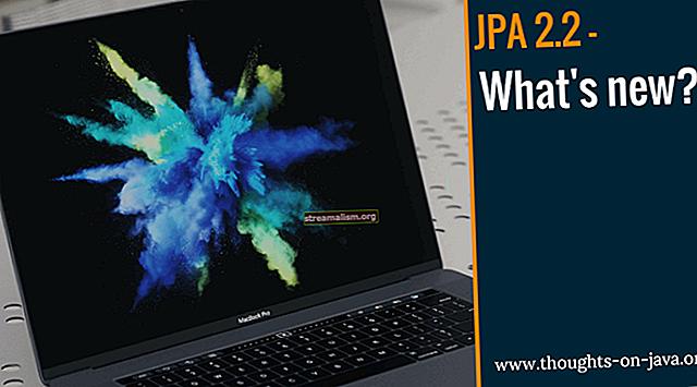 JPA 2.2-ondersteuning voor Java 8 datum- / tijdtypen