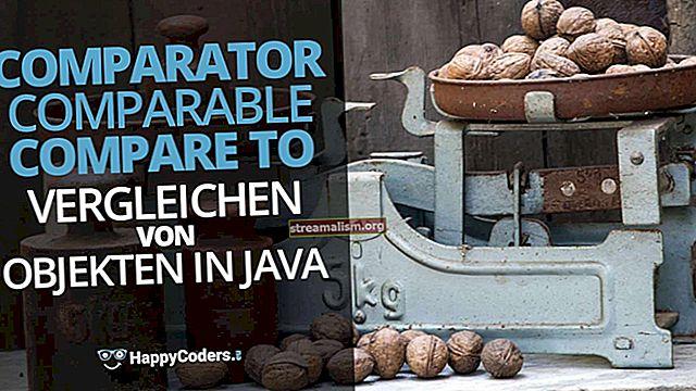 Komparátor és összehasonlítható Java-ban