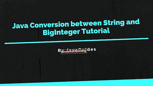 BigDecimal en BigInteger in Java