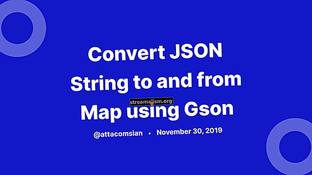 Converteer String naar JsonObject met Gson