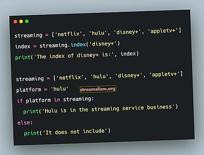 Hoe u een element in een lijst kunt vinden met Java