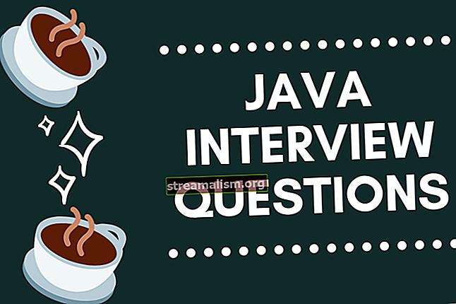 Vragen en antwoorden over Java String-interview
