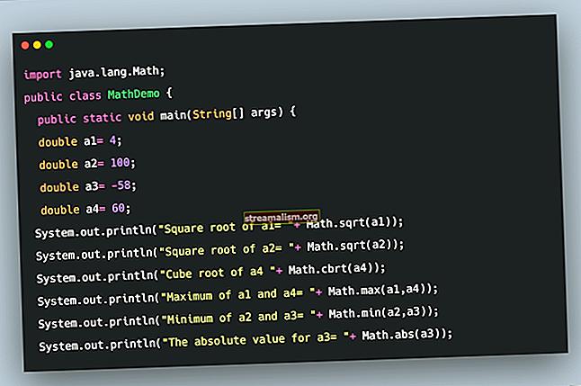 A Math.pow használata Java-ban