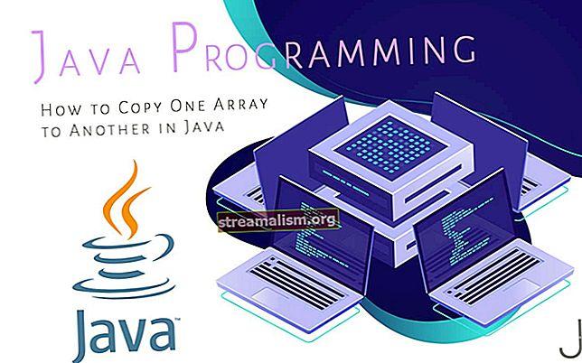 Tömb másolása Java-ban