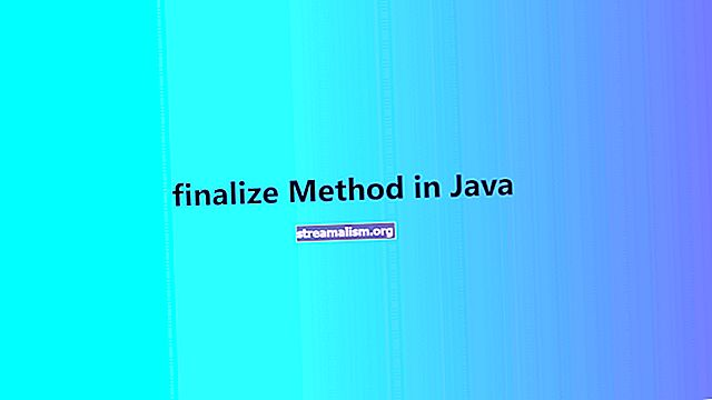 Útmutató a Java véglegesítéséhez
